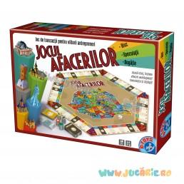 Joc Românesc - Jocul Afacerilor