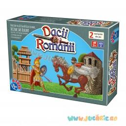 Joc Românesc - Dacii și Romanii