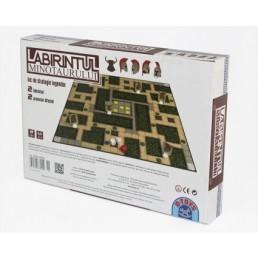 Labirintul minotaurului