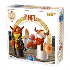 Tafl / Jocul vikingilor