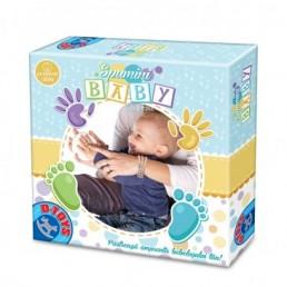 Spumini baby - set amprenta bebelusi