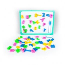 Tabla multifunctionala cu numere si alfabet