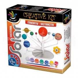 Joc Creativ - Sistemul solar