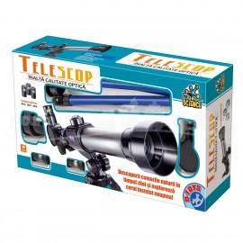 Joc EduScience - Telescop - Mare