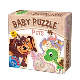 Baby puzzle pets