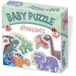 Baby Puzzle Dinozauri