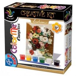 Color me canvas - 1 panza
