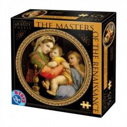 Puzzle Maestrii Renasterii 525 piese