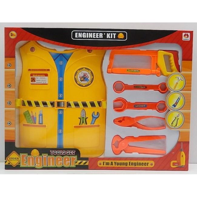 Set inginer cu accesorii