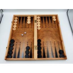 Set sah si table din lemn - 40cm*20cm
