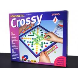 Crossy magnetic
