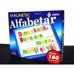 Joc magnetic alfabetar