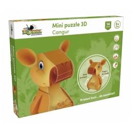 Mini puzzle 3D - Cangur