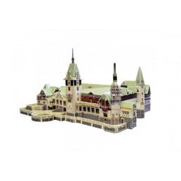 Puzzle 3D Noriel - Castelul Peles cu 129 piese