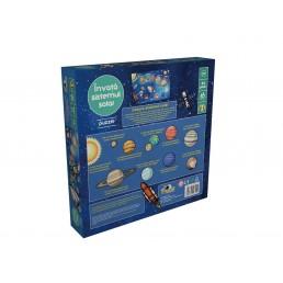 Puzzle Noriel - Invata sistemul solar