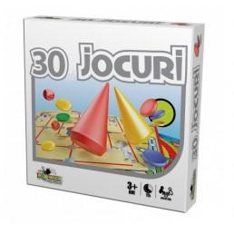 30 de Jocuri intr-unul singur