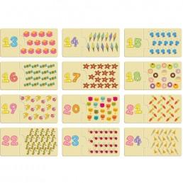 Puzzle Noriel - Invata sa numeri