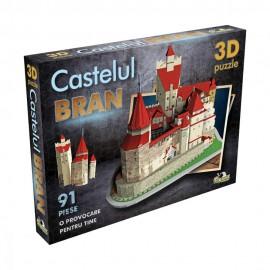 Puzzle Noriel 3D - Castelul Bran