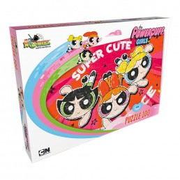 Puzzle Noriel - Powerpuff Girls (100/240/60 piese)