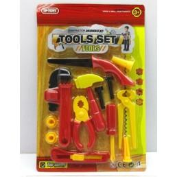 Set unelte plastic - 3 modele