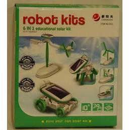 Kit solar 6 in 1