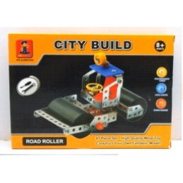 Joc pentru construit din metal