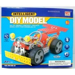 Joc pentru construit din metal - 5 modele