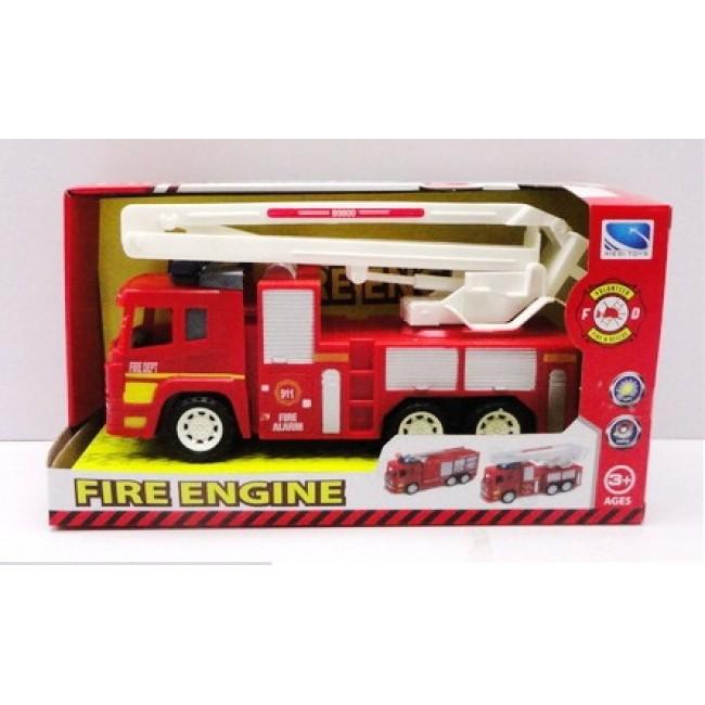 Masina pompier cu baterii