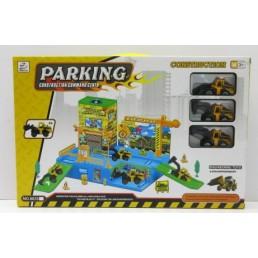 Set pentru construit o parcare