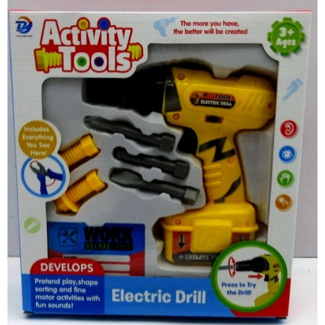 Set unelte cu baterii - 2 modele