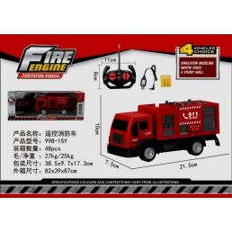 Masina pompieri cu radio-comanda