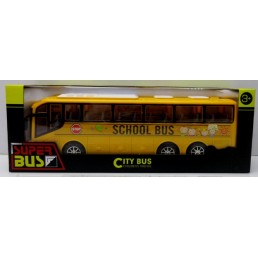 Autobuz din plastic - 3 modele