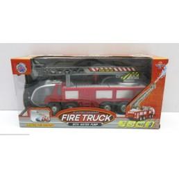 Masina pompieri cu baterii - 2 modele